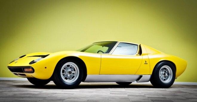 1971 Lamborghini Muria P400 Sv Prototype1 660x343