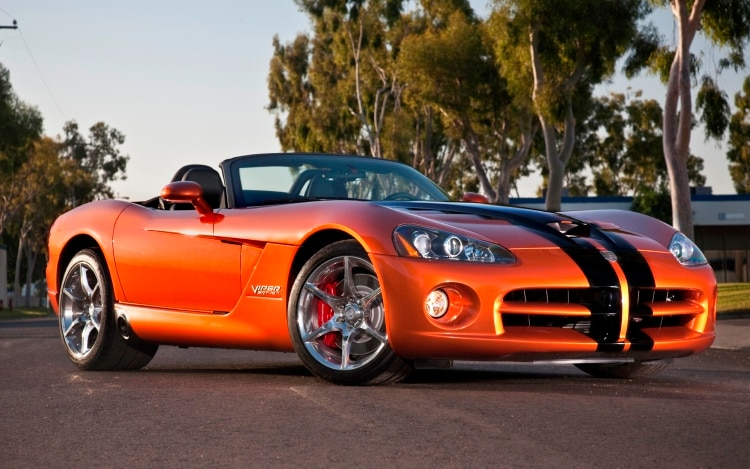 How Much Is Car Insurance For A Dodge Viper
