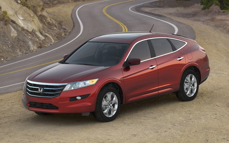 Official four cylinder honda accord crosstour on the way for Honda accord 4 cylinder
