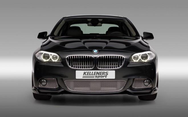 2011 BMW 5 Series Kelleners Sport Front1 660x413