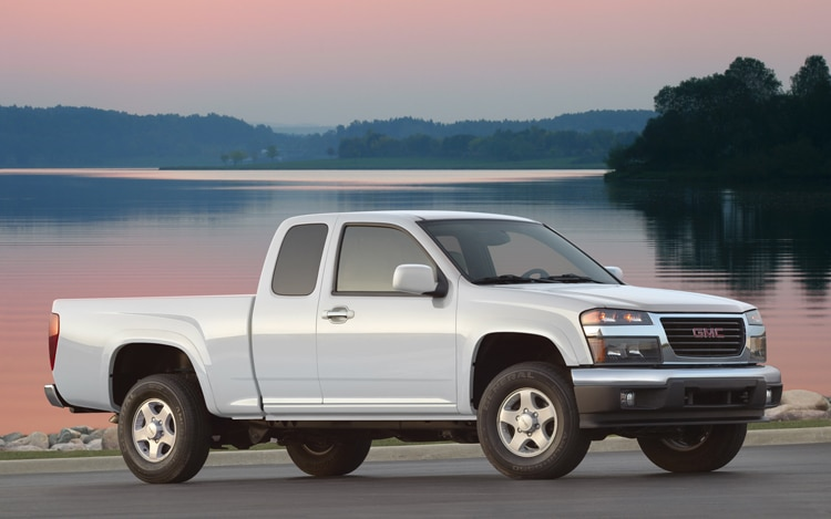 2011 GMC Canyon Front View1