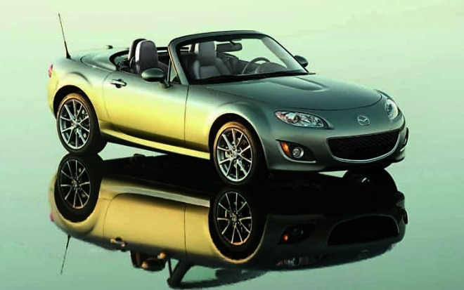 2011 MAZDA MX 5 Special Edition Front 660x413
