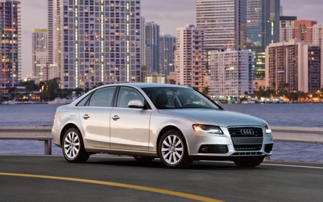2011 Audi A4 Front Three Quarters 660x413