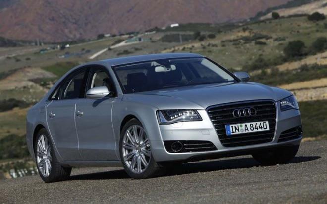 2011 Audi A8 Front Three Quarter1 660x413