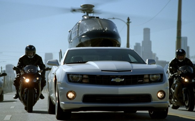 2011 Chevrolet Camaro Miss Evelyn Commercial1