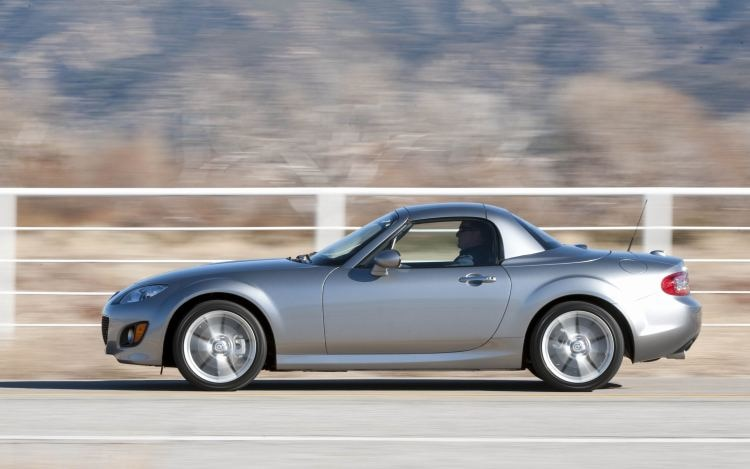 2011 Mazda Mx 5 Profile1