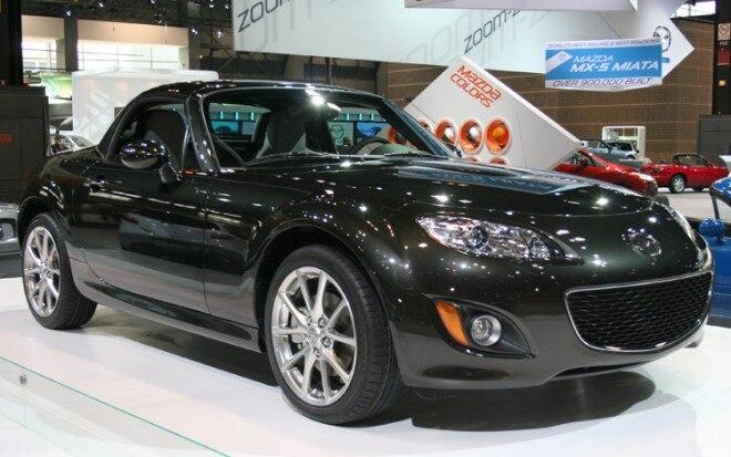 2011 Mazda Mx5 Miata Special Edition Front Three Quarter1 660x413