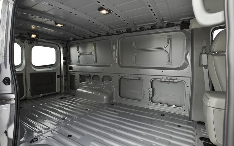 2012 nissan nv cargo van first drive automobile magazine. Black Bedroom Furniture Sets. Home Design Ideas