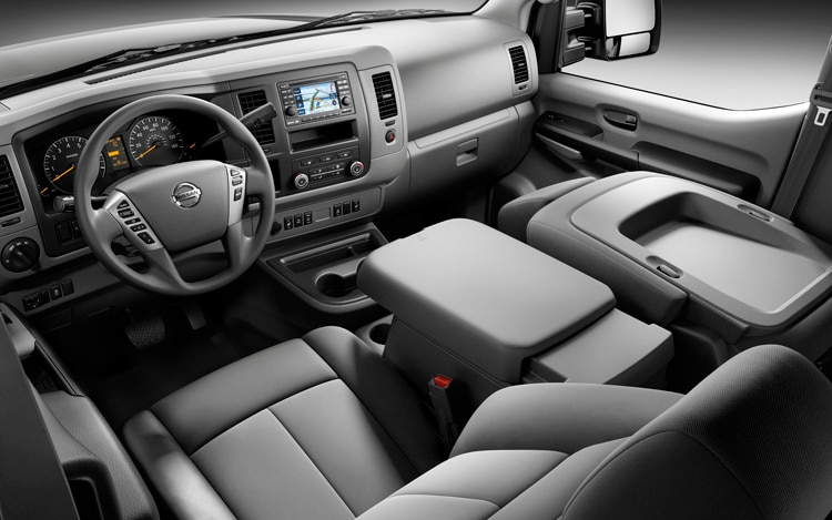 2012 Nissan Nv Cargo Van First Drive Automobile Magazine
