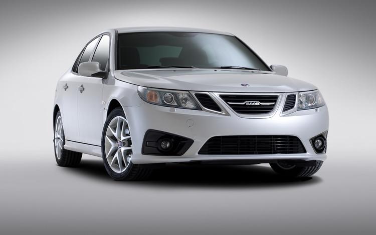 2012 Saab 9 3 Sport Sedan Front1