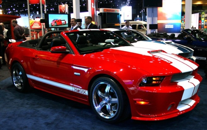 2012 Shelby Mustang Gt 350 Front Three Quarter1 660x413