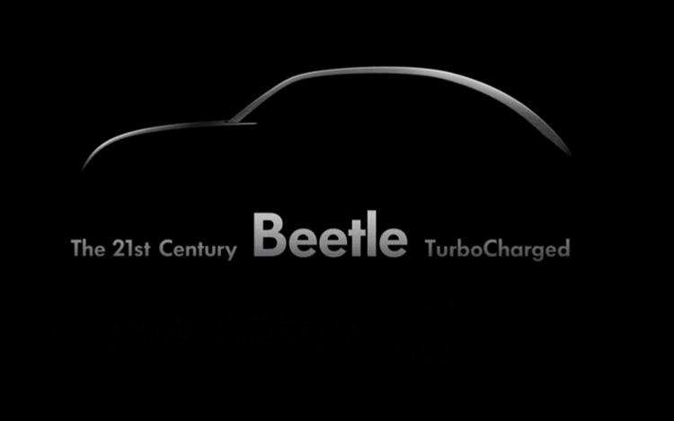2012 Volkswagen New Beetle Sketch1
