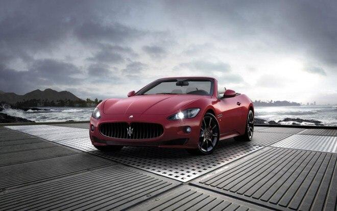 Maserati GranCabrio Sport Front1 660x413