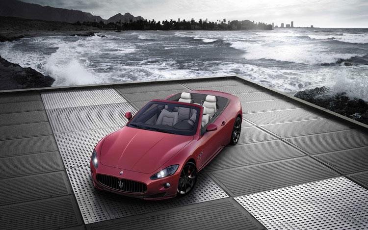 Maserati GranCabrio Sport High1