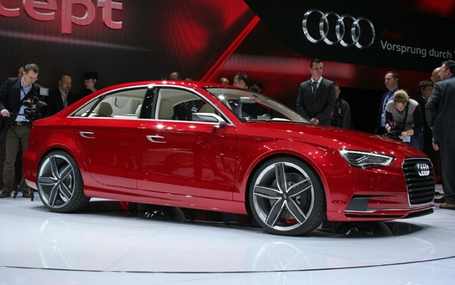 Audi A3 Concept Front Three Quarter 660x413