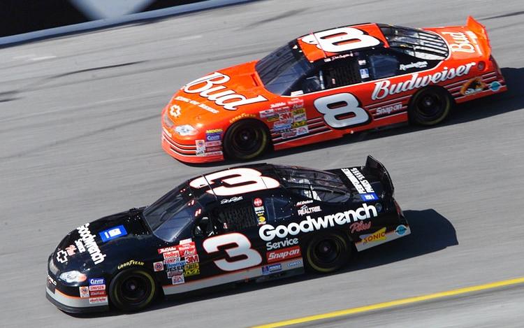 Daytona 500 Race Laps 21