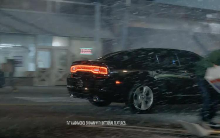 dodge flaunts awd models in new commercial pokes fun at. Black Bedroom Furniture Sets. Home Design Ideas