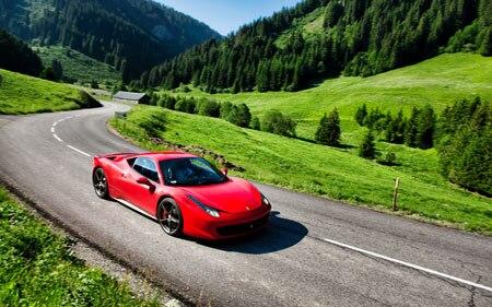 Ferrari 458 Italia Promo