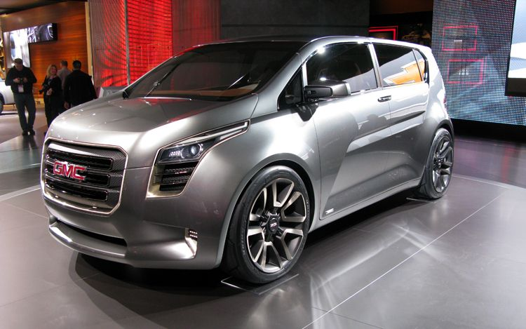 Gmc Granite Concept Front Three Quarter View1