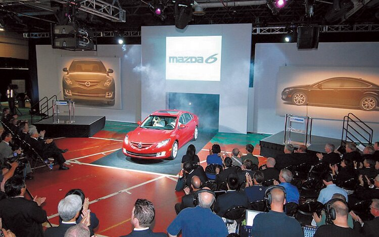 Mazda 6 Autoalliance Plant Introduction 21