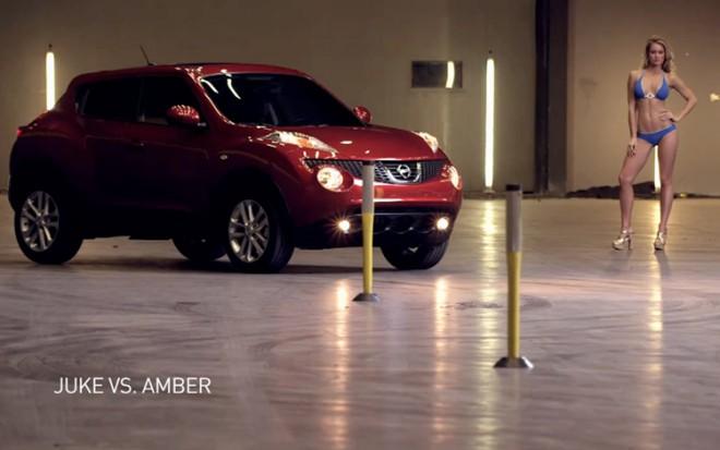 Nissan Juke Model Vs Model Advertisement1 660x413
