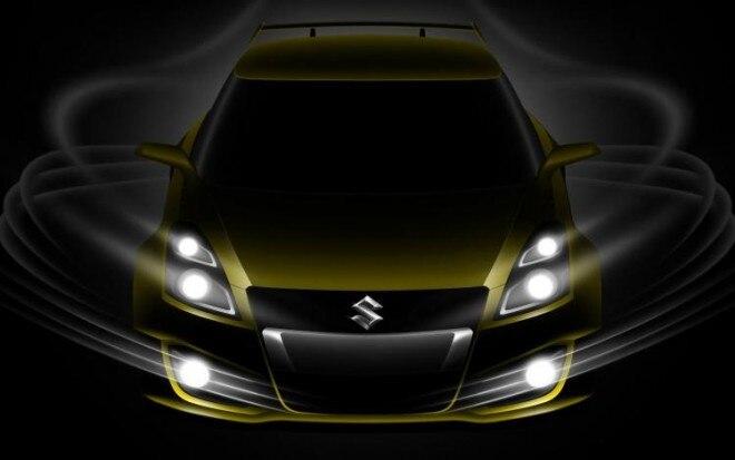 Suzuki Swift S Concept 660x413