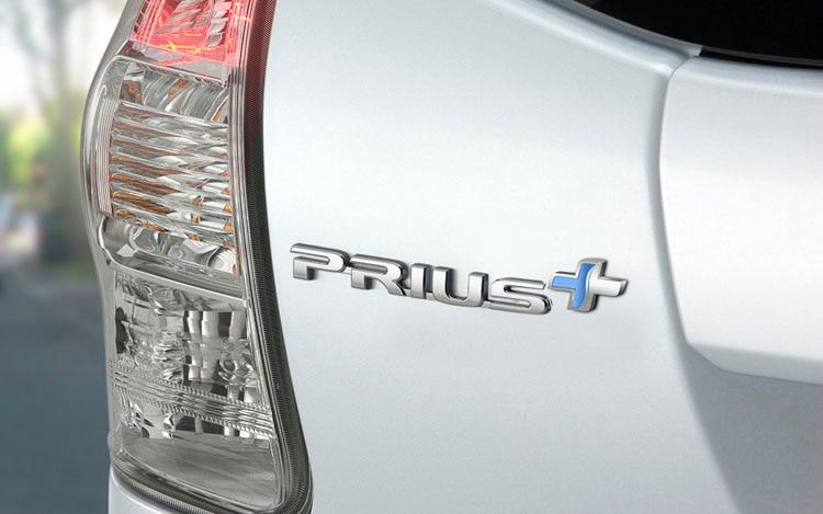 Toyota Prius Plus Closeup1