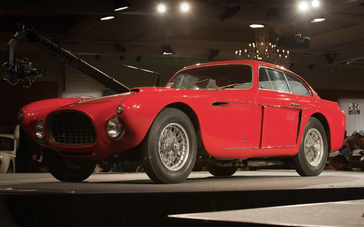 1952 Ferrari 340 Mexico At Auction 21