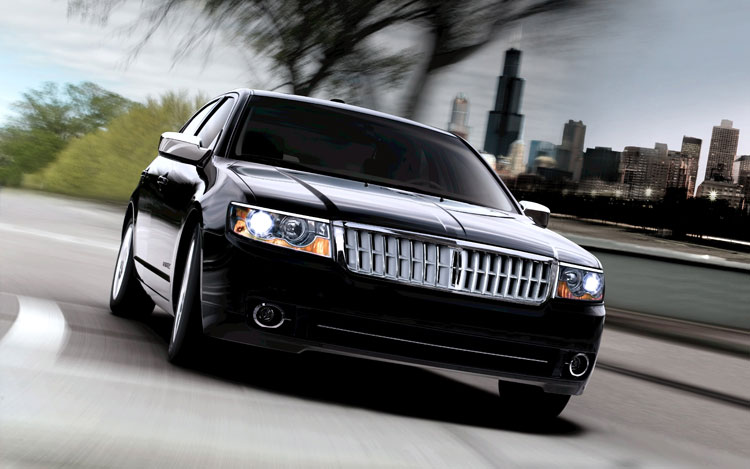 2008 Lincoln Mkz1
