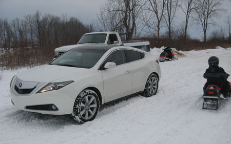 2010 Acura ZDX Promo