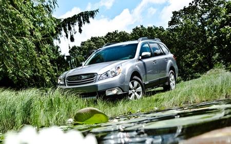 2010 Subaru Outback Limited Promo