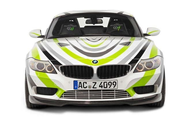 2011 AC Schnitzer 99d BMW Z4 Front1 660x413