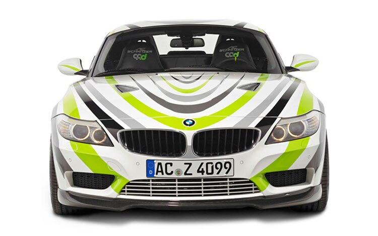 2011 AC Schnitzer 99d BMW Z4 Front1