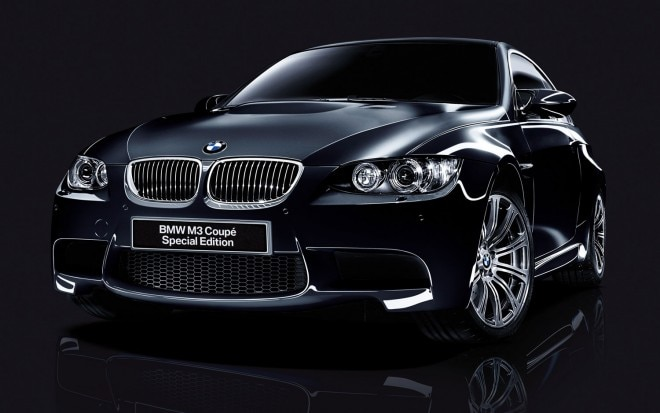 2011 BMW M3 Matte Edition For China1 660x413