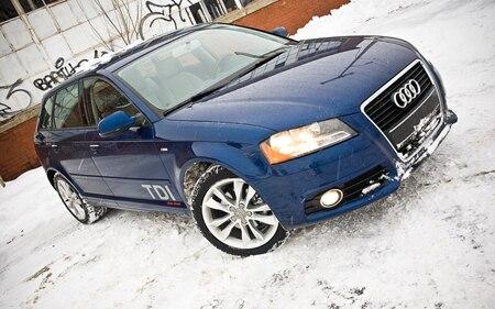 2011 Audi A3 TDI Promo