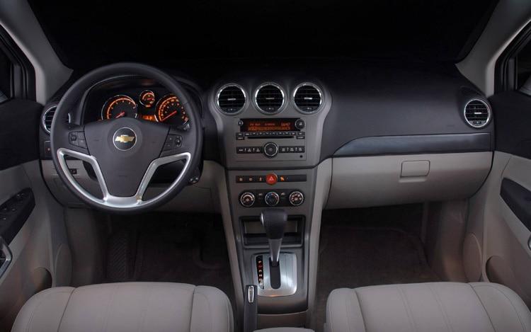 Viva La Vue: Saturn SUV Reborn as Fleet-Only 2012 Chevrolet Captiva ...
