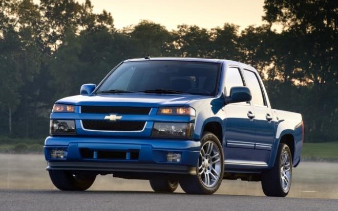 2011 Chevrolet Colorado Front1 660x413