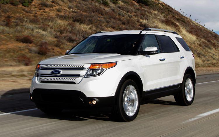 2011 Ford Explorer Driver Side Motion1