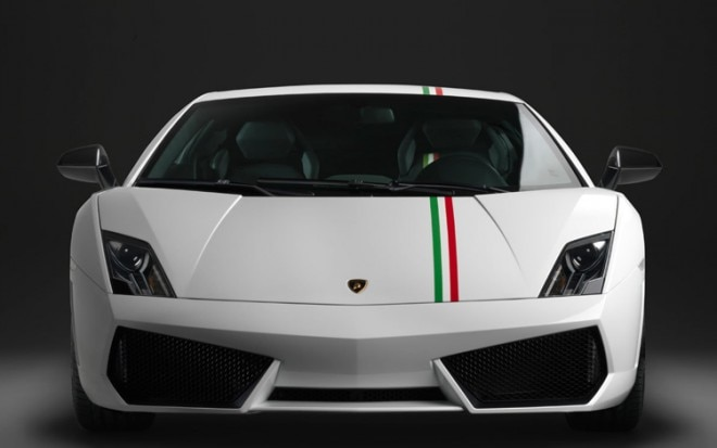 2011 Lamborghini Gallardo Tricolore Front 660x413