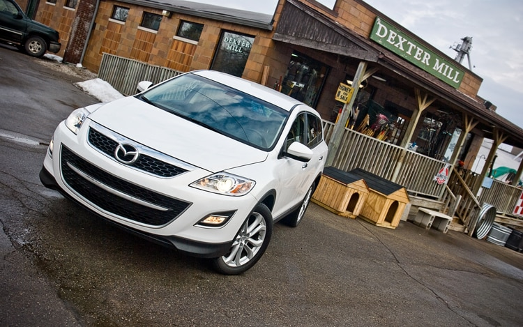 2011 Mazda Cx 9 Front Three Quarter3