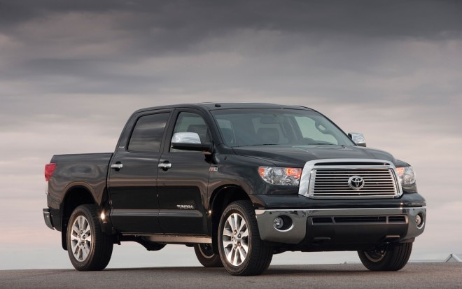 2011 Toyota Tundra Front Three Quarter4 660x413