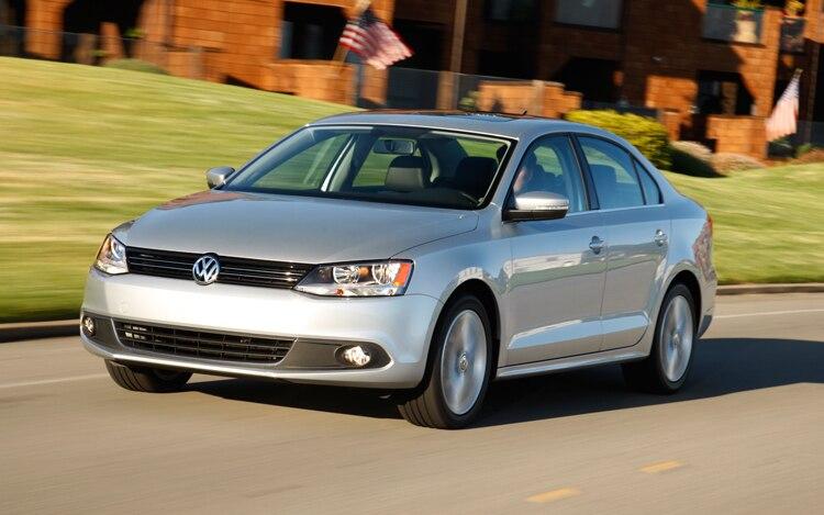 2011 Volkswagen Jetta Front7
