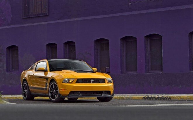 2012 Ford Mustang Boss 302 Front Three Quarters1 660x413