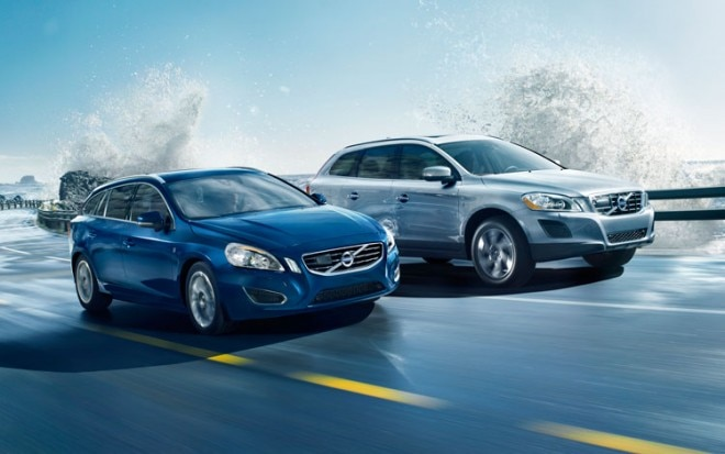 2012 Volvo V60 With XC60 Ocean Race Edition1 660x413
