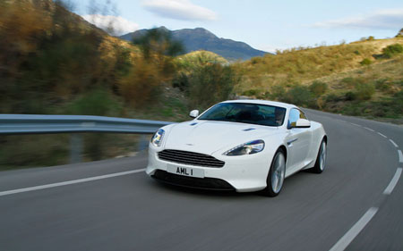 2012 Aston Martin Virage Amag Promo