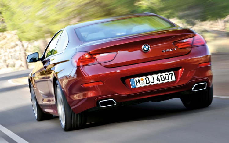 BMW I Coupe First Look Automobile Magazine - 2012 bmw 650i price