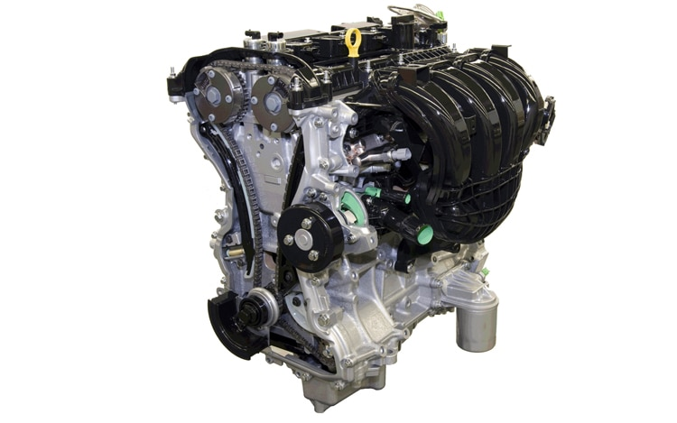 2012 Ford Focus Direct Injected Engine 31