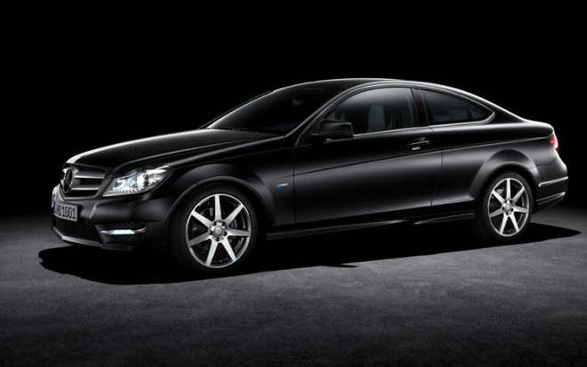 2012 Mercedes Benz C Class Coupe Side1 660x413