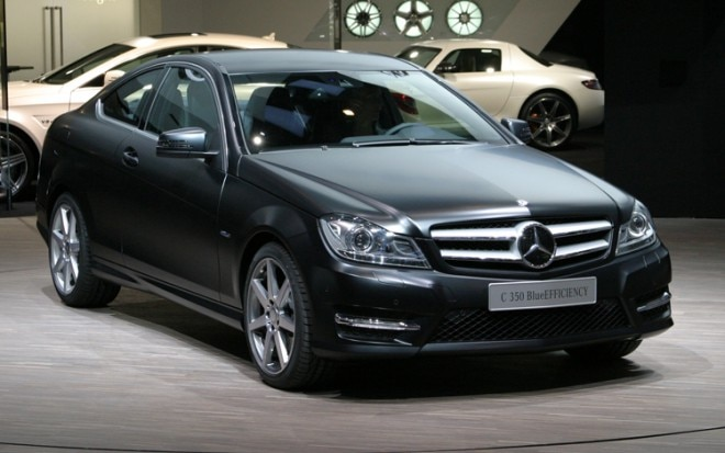 2012 Mercedes C350 Front Quarter1 660x413