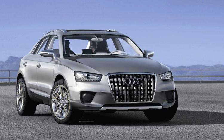 Audi Q3 Front Three Quarters1